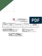 ODC Form 1 Surgical Scrub- Major