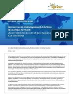 Commerce Riz Developpement Filiere Riz Afrique Ouest Document Reflexion 283 Octobre 2020 ECDPM