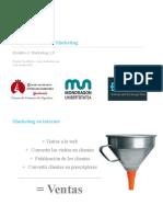 Ponencia Marketing en Internet Community Manager