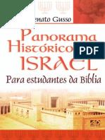 Antônio Renato Gusso - Panorama Historico de Israel