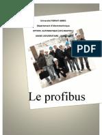 Le Profibus (Doukhi Nassim)