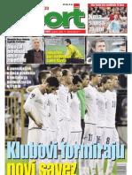 Sport [broj 1583, 15.4.2011]