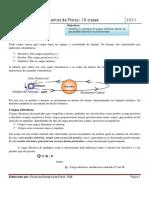 Cargas Electricas - Física 2021