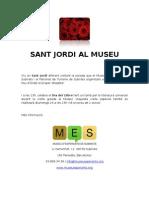 Sant Jordi al Museu