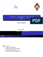 Intoduction UML