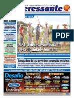 JORNAL INTERESSANTE - EDIÇÃO 16 - ABRIL DE 2011 - UNAÍ-MG