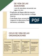 Microsoft PowerPoint - CICLO DE  VIDA DE LAS ORGANIZACIONES [Modo de compatibilidad]