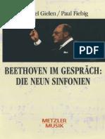 Beethoven Im Gesprдch Die Neun Sinfonien (1995)