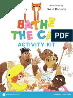 Bathe the Cat Activity Kit