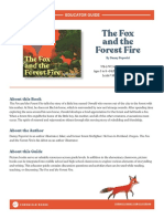 The Fox and the Forest Fire Educator Guide