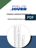 torre arriostrada