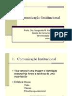 Comunicacao institucional