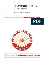 elezioni - programmaSALA