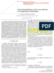 A Decision-Theoretic Generalization of On-Line Learning