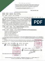 BALAUSTRE 465/2011 DEL SUPREMO CONSEJO DE MEXICO