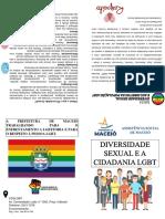 DIVERSIDADE E A CIDADANIA LGBT