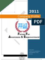 company profile..