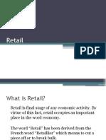 Retail Info