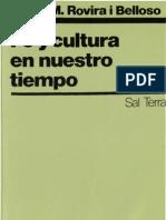 Rovira Belloso, Jose Maria - Fe y Cultura en Nuestro Tiempo