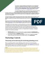 control marketing