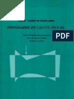 programme de calcul PICF_EL
