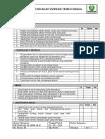 FM-K3RS-043-02-SPMN-2015-Form Checklist Inspeksi K3