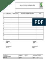 FM-K3RS-033-01-SPMN-2015 Form Jadual Konsultasi K3
