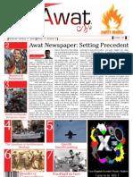 Awat Newspaper, Issue # 1