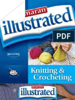 Maran Illustrated Knitting & Crochet