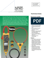 Fluke 376 With iFlex Digital Clamp Meter