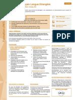 Formation Francais Langue Etrangere Niveau b1 Formation Linguistique Formation de Niveau b1 Validee Par Le Delf