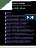 Dulce Book - Area 51 Underground