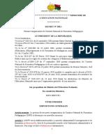 Projet décret INFP 01 Juilletr 2021