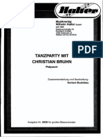 Tanzparty mit Christian Bruhn Norbert Studnitzky