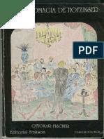 20) Johann Hofzinser - La Cartomagia de Hofzinser (133 Paginas)