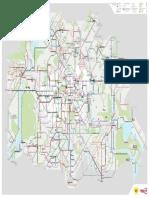 Mapa autobusowa