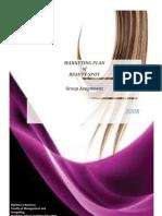 Marketing Plan of Beauty Spot