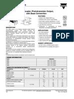4N25 Datasheet