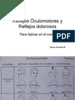 Reflejos Óculomotores y Reflejos dolorosos