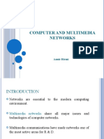 Computer and Multimedia Networks