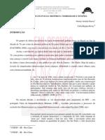 A PARADA LGBT DE SÃO PAULO  HISTÓRICO, VISIBILIDADE E TENSÕE