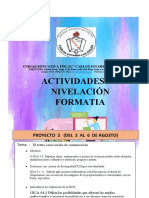REFUERZO ECA  PROYECTO  2  S.  3  DE  DECIMO