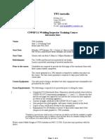 WIS5-AU111 Feb course info