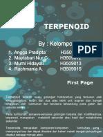 terpenoid ppt
