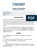 AP1 -Estatística