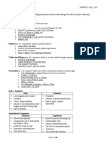 Property Final Outline