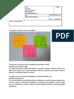 Processos Biológicos - Atividade Aula 5 - Prof Bruno
