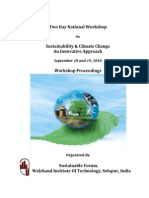 Proceedings_Sustainability_and_Climate_Change