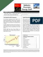 E&P overview 2004