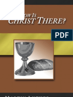 How is Christ There - Scribd